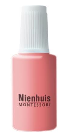 Bottle Of Repair Paint: Pink