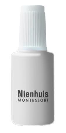 Bottle Of Repair Paint: Thinner