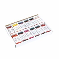 Long wax crayons (144)