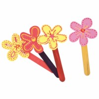 Ice lolly sticks - Natural - 4500 pcs.
