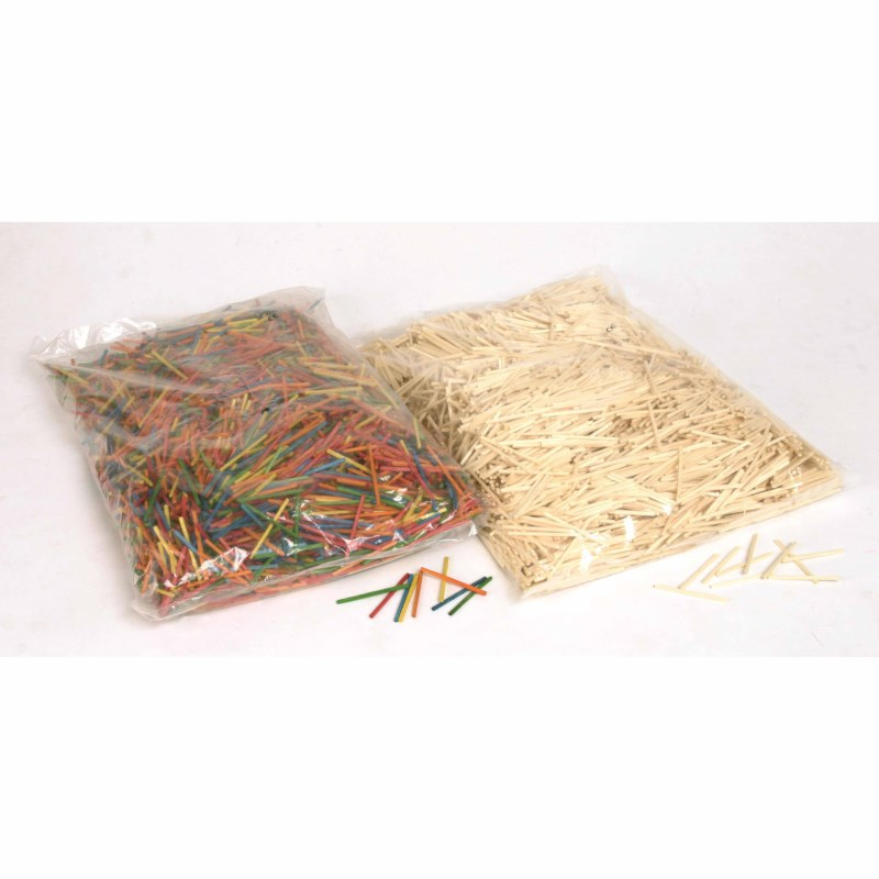 Matches - Box of 4000, assorted colours