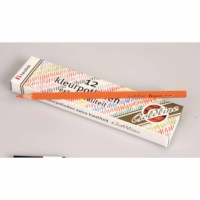 Crayons hexagonal Goldline - Heutink - Carton of 12 - Orange