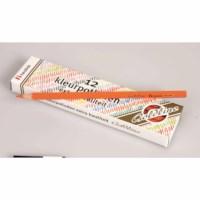 Crayons hexagonal Goldline - Heutink - Carton of 12 - Orange