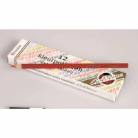 Crayons hexagonal Goldline - Heutink - Carton of 12 - Dark red