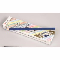 Crayons triangular Goldline - Heutink - Carton of 12 - Dark blue