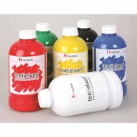 Textile paint - Heutink - Set of 6 bottles