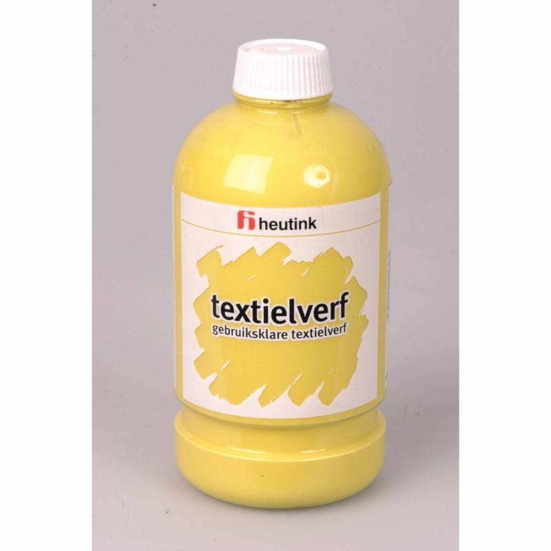Textile paint - Heutink - Yellow