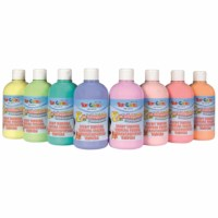 Gouache pastel - Set of 8 bottles