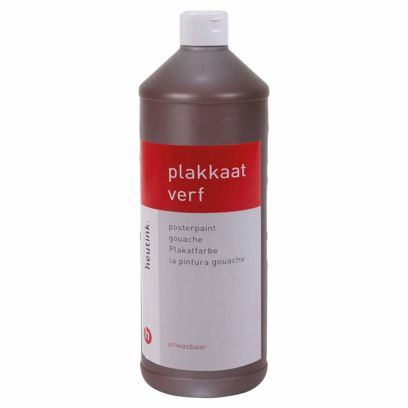 Interpaint - 1 Litre bottle - Brown