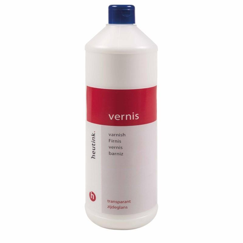 Interpaint varnish - 1 Litre bottle - High gloss