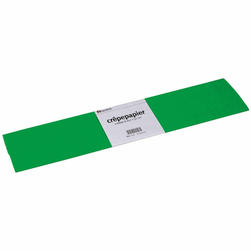 Crepe paper - Floriade - Light green