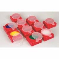 Finger paint - Paint pots