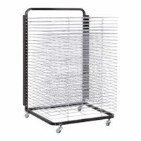 Drying rack - Movable - 30 racks