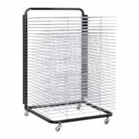 Drying rack - Movable - 30 racks