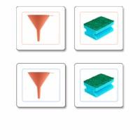 Kitchen Utensils Matching Cards