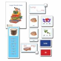 Longer Phonetic Reading Series (Blue)