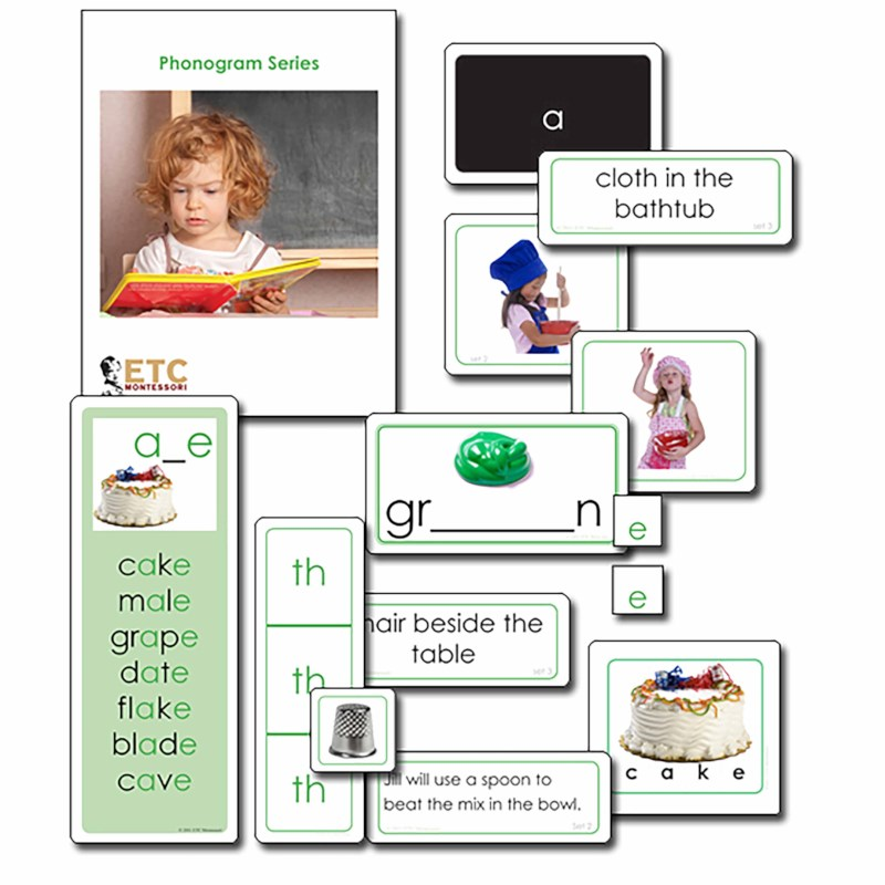 Phonogram Reading Series (Green)