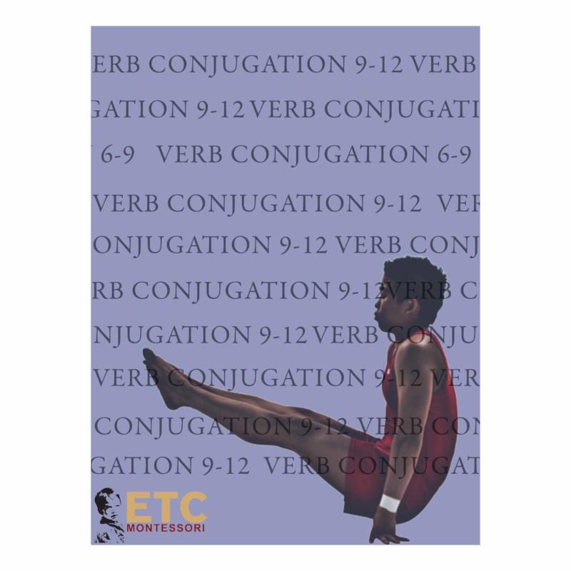 Verb Conjugation Level 9-12